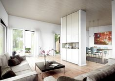 Singlehaus Typ A93/106 (Atriumbungalow)