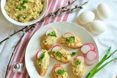 Sonkás tojáskrém