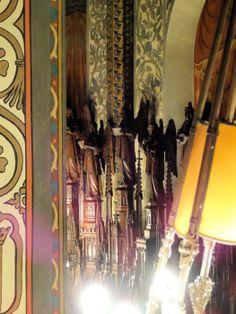 Rozmodlone anioły. Stalle w prezbiterium Bazyliki Św. Trójcy w Krakowie, fot. Magdalena Pawłowska #dominikanie #kraków #anioły #konkurs #4poryroku