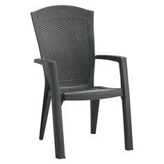 Krzesło ogrodowe MINESOTA ALLIBERT - Krzesła i fotele balkonowe - w atrakcyjnej cenie w sklepach Leroy Merlin.