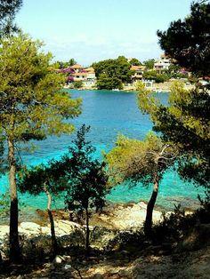 Maslinica, Island of Šolta, Croatia/Hrvatska