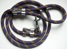 Climbing Rope Leash from Ella's Lead