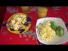 Ce mănânc intr-o zi Potato Salad, Potatoes, Breakfast, Ethnic Recipes, Youtube, Food, Morning Coffee, Meal, Potato