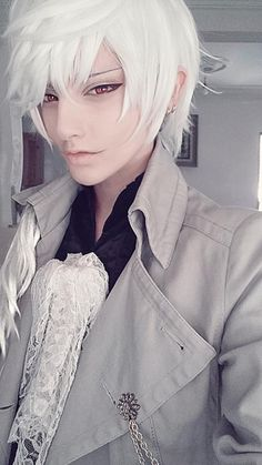 I think Zen Mystic Messenger cosplay ^_^