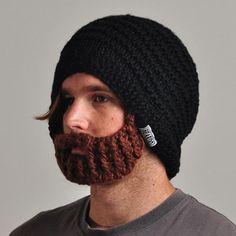 beard beanie.