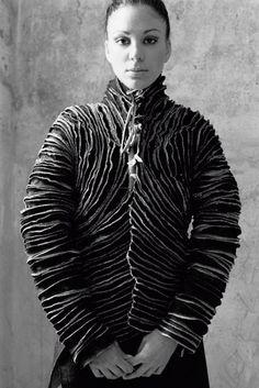 textile sculptures by Josipa Stefanec