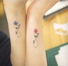 Infinitos con rosas