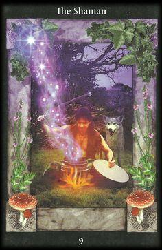 Celtic Tarot Card Meanings: Symbols Drawn from Nature; Celtic Shaman and Wolf; Iceni Tribe, Celtic Tarot, Symbol Drawing, Fantasy Authors, Celtic Mythology, Tarot Card Meanings, White Horses, Gods And Goddesses, Tarot Decks