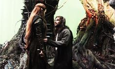 Kili/Tauriel Gif  - http://twelvepercentt.tumblr.com/post/132971736650/for-those-kiliel-lovers-out-there-is-that-the