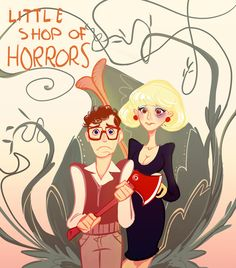 Little Shop Of Horrors by Minwind                                                                                                                                                                                 More
