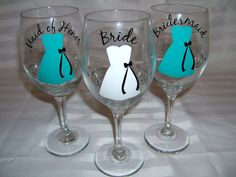 Bridesmaids gifts!!