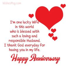 10 Special Happy Anniversary Quotes, Images And Sayings Anniversary Wishes For Him, Anniversary Message For Husband, Anniversary Quotes For Husband, Birthday Message For Husband, Happy Wedding Anniversary Wishes, Birthday Wishes Quotes, Wedding Wishes, Husband Quotes, Happy Birthday Husband Romantic