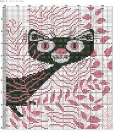 (2) Gallery.ru / Фото #1 - Кот в цветах - mila010154