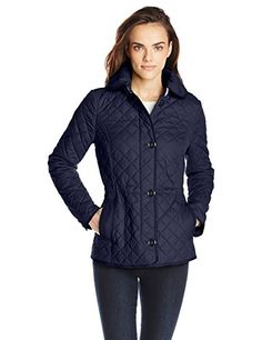 Tommy Hilfiger Jackets & Coats | New Quilted Collarless Barn