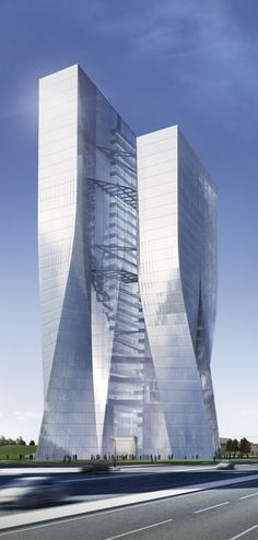 coop himmelblau tower - Google Search