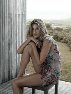 Gisele for Colcci fall/winter 2016 by Gui Paganini