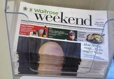 Why you shouldn't put a bald person on the front page - at least in this manner! http://jimromenesko.com/2014/08/21/this-is-why-you-should-never-put-a-bald-person-on-the-front-page-of-a-newspaper/
