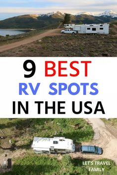 Find the top RV destinations here. Planning a camping trip and want to know some of the best RV spots to camp? Check out our top RV campsites here. Whether your RV living or camping on the weekends, these are some great USA campsites to check out. Camping Spots, Camping Car, Family Camping, Campsite, Camping Hacks, Family Travel, Camping Hammock, Winter Camping, Camping Essentials