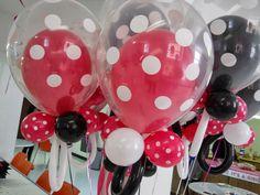 Resultado de imagen de ladybug decor balloons
