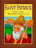 Saint Patrick by Ann Trompert