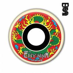 skate wheel, inline, Chynna Weierstall, ProVoke, size: 58mm.
