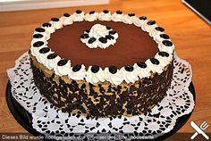 Mokka - Buttercreme - Torte (bereits gemacht)