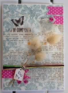 Les ateliers scrap de Manuela  Ce blog est créé par une passionnée de
