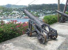 Fort George, Grenada Grenada Caribbean, Southern Caribbean Cruise, Roseau Dominica, Underwater Sculpture, Island Tour, Sea Fishing, Hawaiian Islands, White Sand Beach, Grenadines
