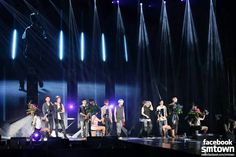 EXO @ EXO from EXOPLANET #1 -The Lost Planet in Seoul ♡  (Facebook EXO-K Staff)