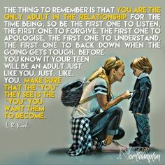 Gentle Parenting, Parenting Quotes, Parenting Advice, Kids And Parenting, Cool Words, Wise Words, Baby Kind, Quotes For Kids, Raising Kids