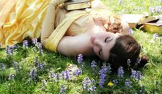 Princess Belle Cosplay - Once Upon A Time... by *SparrowsSongCosplay on deviantART