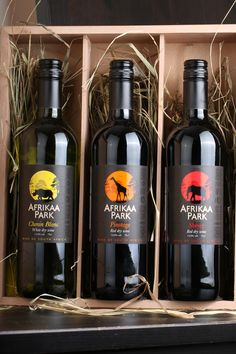 Afrikaa Park on Packaging of the World - Creative Package Design Gallery
