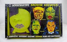 Very rare monster toys.  I remember when there was a find of these back in the early 90s, and they could be bought for two bills sealed.