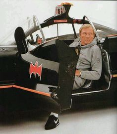 Adam West is Batman