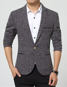 Got a fancy event to attend to this weekend? Take this blazer with you! Click to enjoy Black Friday discount until 21th November.