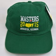34 Best Masters Hats and Visors images  9574d8e427dd
