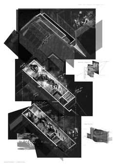 michael ostwald - residue: architecture as a condition of loss, 2007 Architecture Blueprints, Architecture Program, Architecture Panel, Organic Architecture, Architecture Student, Architecture Drawings, Concept Architecture, Futuristic Architecture, Amazing Architecture