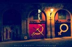 Signs...Say no to communism! by Rajiv Pachat on 500px