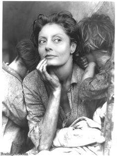 susan sarandon-retired actress now activist for various human rights causes