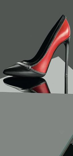 Saint Laurent stilettos #fashion #heels #shoes  For luxury custom made shoes visit www.just-ene.com