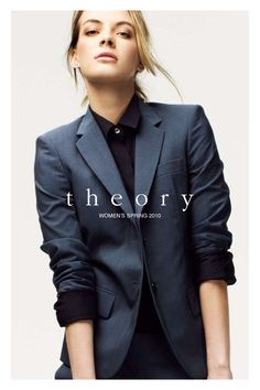 theory blazer love