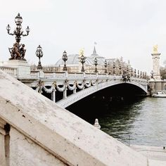 "158 Likes, 9 Comments - Les Sublimes (@lessublimes) on Instagram: ""Le Pont Alexandre III (our happy place)."""