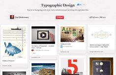 10 of the Best Pinterest Boards to Teach You About Marketing | HubSpot Content Marketing, Social Media Marketing, Digital Marketing, Cool Typography, Typographic Design, Public Relations, Pinterest Marketing, Social Media Tips, Personal Branding