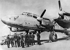 Lancaster Arctic recce version