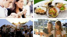 Taste of Sydney 2012 - Sydney's gastronomic party in the park returns this March