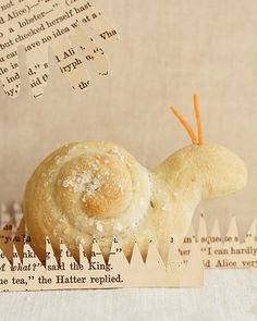 Snail Shaped Buns | Sweet Paul Magazine