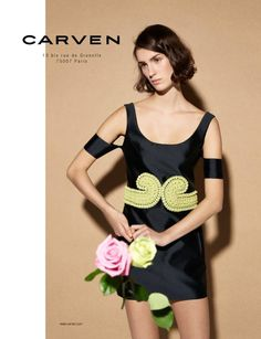 Carven SS 2014 Campaign by Marte Mei Van Haaster