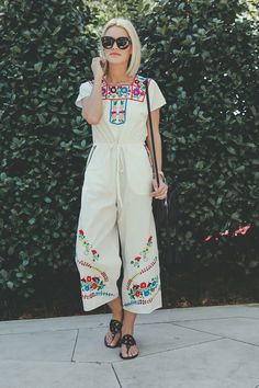 Browse the best summer jumpsuit inspiration and products | 'So Sage' blogger street style