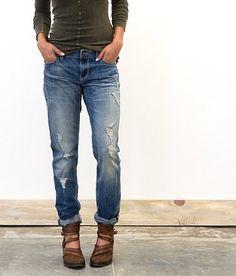 Buckle Black Fit No. 256 Boyfriend Jean - Women's Jeans | Buckle