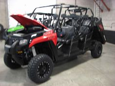 New 2017 Arctic Cat HDX 700 CREW XT ATVs For Sale in Arizona. ARCTIC CAT SIX SEAT CREW.room for 6 adults,1000 lbs of carrying capacity,electric power steering,automatic trans, 2/4 wheel drive,,, 65.80 gallons of storage.....